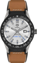 Tag Heuer SBF8A8001.11FT6110 Connected Modular 45 ceramic and titanium watch