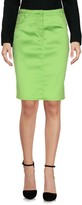 Moschino Cheap & Chic MOSCHINO CHEAP AND CHIC Knee length skirts - Item 35341274
