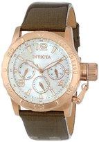 Invicta Women's 14800 Corduba Analog Display Swiss Quartz Brown Watch