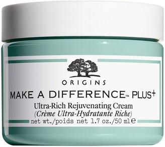 Origins Make A Difference(TM) Plus+ Ultra-Rich Rejuvenating Cream