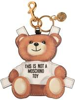 Moschino Teddy Bear Tab Key Chain