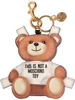 Moschino Teddy Bear Tab Key Chain