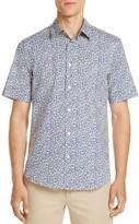 Paul Smith Liberty Print Slim Fit Button-Down Shirt