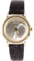 Bulova M5 30 Jewels 14K Yellow Gold Self-Winding Mens Watch