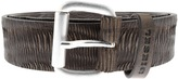 Diesel B Rcoast Belt Brown