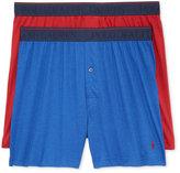 Polo Ralph Lauren Men's 2 Pack Knit Boxers