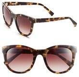 Derek Lam 'Haley' 52mm Sunglasses