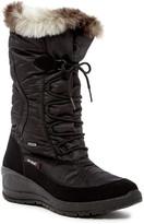 Pajar Noemi Waterproof Faux Fur Lined Boot