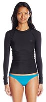 Billabong Women's Core Regular-Fit Long-Sleeve Rashguard