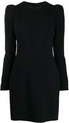 Paule Ka structured short dress