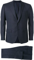 Caruso suit jacket - men - Cupro/Wool/Bemberg - 46