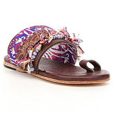 Freebird Lava PatchworkToe Ring Sandals