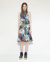 Marni Silk Floral Dress