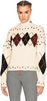 Isabel Marant Glens Mods Knit Sweater