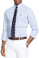 Polo Ralph Lauren Hairline-Striped Poplin Shirt