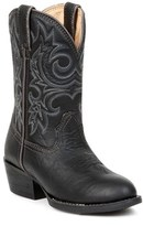 Durango Li'l Partners Pointed Toe Synthetic Western Boot.