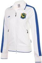 Nike Womens Brasil N98 Brazil Zip Up Track Top Jacket