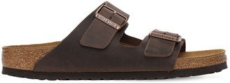 Birkenstock Classic Oiled Leather Sandals
