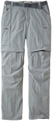L.L. Bean L.L.Bean Tropicwear Zip-Leg Pants