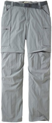 L.L. Bean Tropicwear Zip-Leg Pants