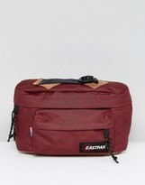Eastpak Dallas Fanny Pack In East Merlot