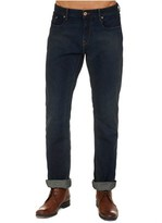 Robert Graham Snap Back Slim Fit Woven Denim Pant.
