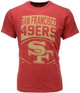 '47 Men's San Francisco 49ers Billboard Scrum T-Shirt