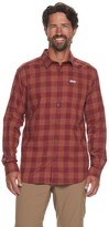 Columbia Men's Vapor Ridge Regular-Fit Plaid Woven Button-Down Shirt