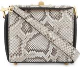 Alexander McQueen Python Box Bag 15