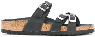 Birkenstock Strappy Buckle Sandals