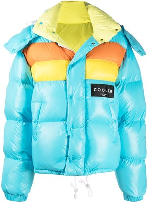 COOL T.M Reversible Padded Down Jacket