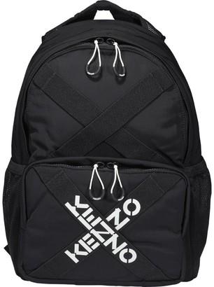 Kenzo Sport Logo Backpack