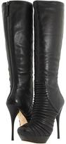 L.A.M.B. Braddox (Black Leather) - Footwear