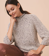 Lou & Grey Flecked Sweater
