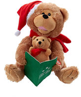 Kurt Adler 10 Story Telling Bear