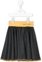 Mi Mi Sol stitched ruched skirt