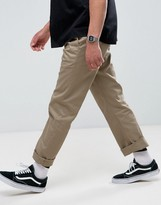 Obey Lagger Chinos In Straight Fit