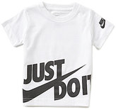 Nike Little Boys 2T-7 Hybrid JDI Short-Sleeve Tee