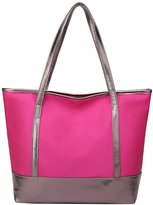 Tibes Ladies Travel Shoulder Bag Large Handbag Hobos Tote Bag
