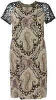 Etro embellished oriental dress