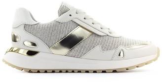 Michael Kors Monroe Pale Gold Sneaker