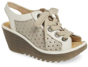 Fly London Yorl Wedge Sandal