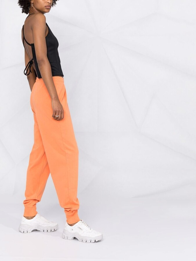 Thumbnail for your product : Nike High-Waisted Washed Track Trousers