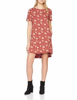 Fat Face Women's Simone Stitchwork Floral Dress