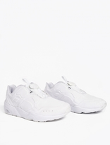 Puma White Disc 89 Sneakers
