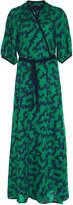 Martin Grant Kimono Wrap Dress