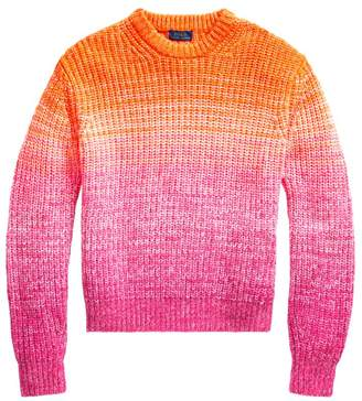 Polo Ralph Lauren Ombre Wool Cashmere Sweater
