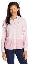 U.S. Polo Assn. Juniors Striped Button up Shirt