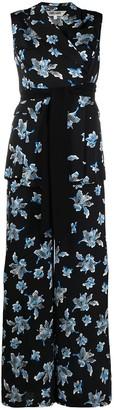 Diane von Furstenberg Bernice floral print jumpsuit