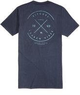 Rip Curl Men's Corners Heritage Logo-Print T-Shirt